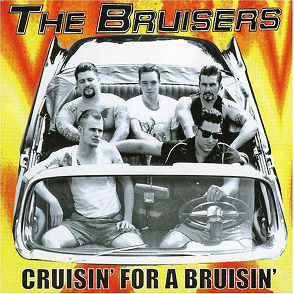 The Bruisers - Cruisin' for a Bruisin' LP