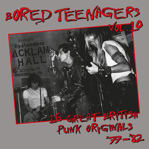 Comp. - Bored Teenagers Vol.10 LP