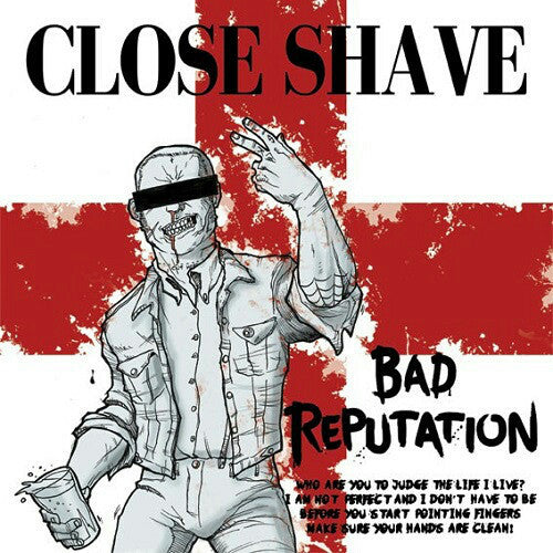 Close Shave - Bad Reputation LP