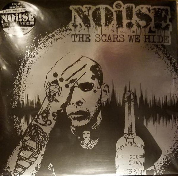Noi!se - The Scars We Hide (Remixed & Remastered) LP