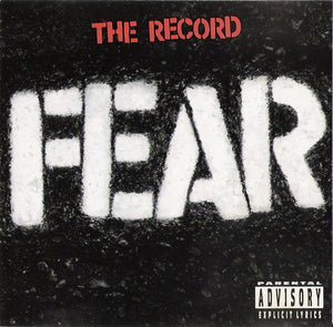 Fear - The Record LP