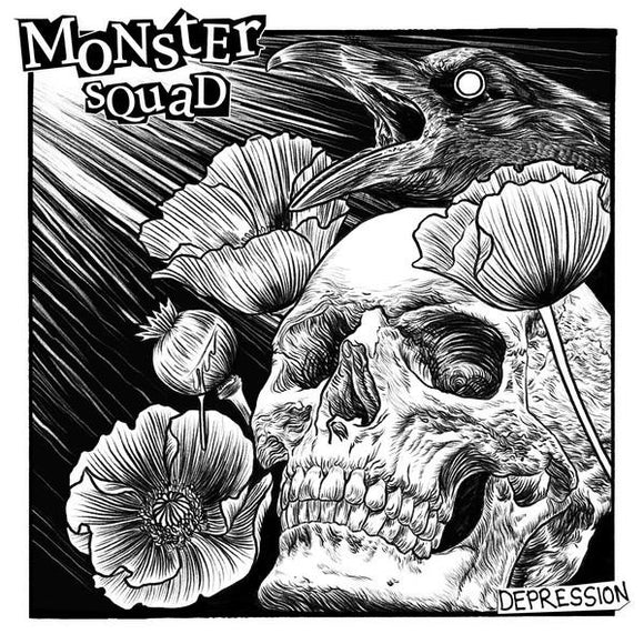 Monster Squad ‎- Depression LP