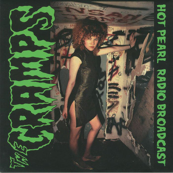 The Cramps ‎- Hot Pearl Radio Broadcast LP