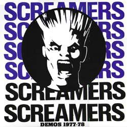 Screamers - Demos 1977-78 LP