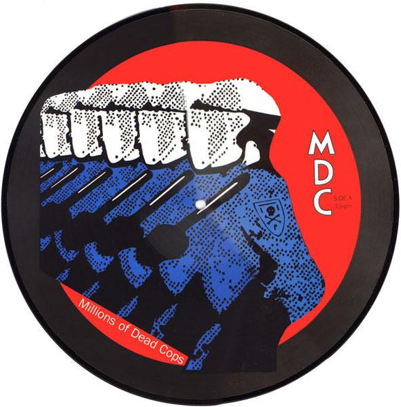 MDC - S/T (Picture Disc) LP