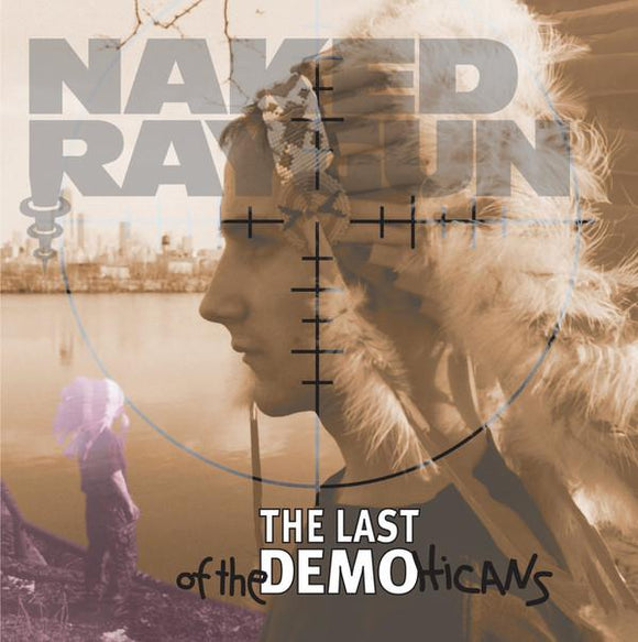 Naked Raygun ‎- The Last of the Demohicans LP