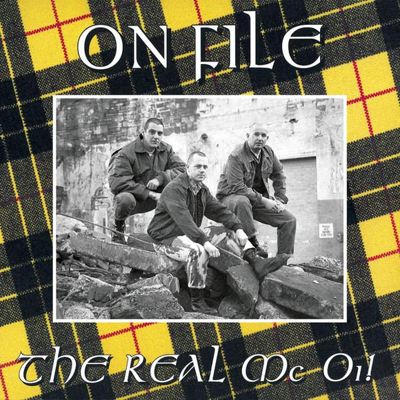 On File ‎- The Real Mc Oi! LP