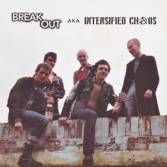 Breakout - Aka Intensified Chaos LP