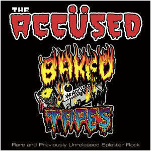 Accused - Baked Tapes LP