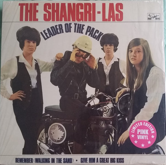 The Shangri-Las ‎- Leader Of The Pack LP