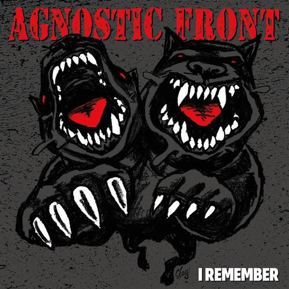 Agnostic Front ‎- I Remember 7
