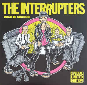 Interrupters ‎- Road To Success LP