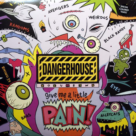 Comp - Dangerhouse Vol Two LP