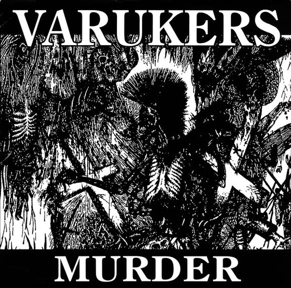 Varukers - Murder LP