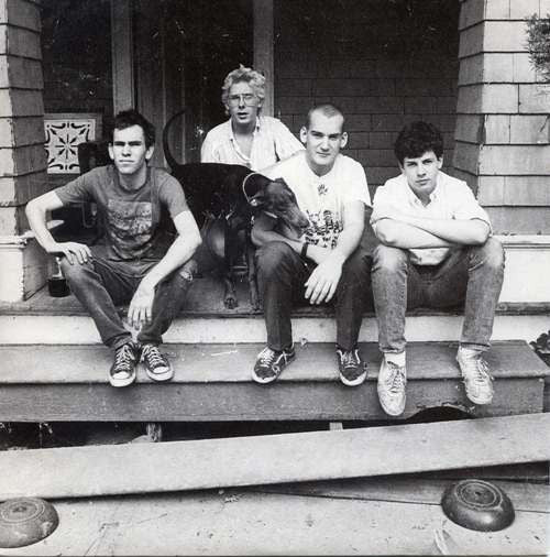 Minor Threat - First Demo Tape 7