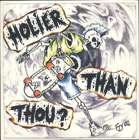 Holier Than Thou 7