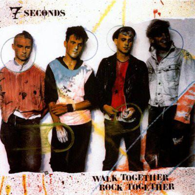 7 Seconds - Walk Together Rock Together LP