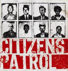 Citizens Patrol ‎- Citizens Patrol LP