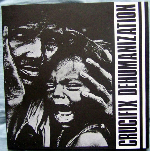 Crucifix - Dehuminization LP - DeadRockers