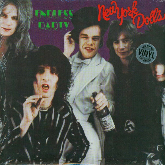 New York Dolls - Endless Party LP - DeadRockers