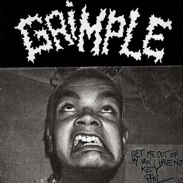 "Grimple - S/T 7"" - DeadRockers"