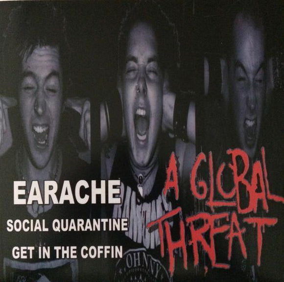 A Global Threat - Earache 7
