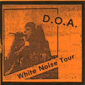 DOA - White Noise Tour 7