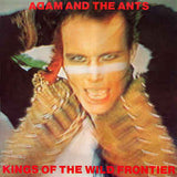 Adam And the Ants - Kings of the Wild Frontier LP FIRST PRESSING - DeadRockers