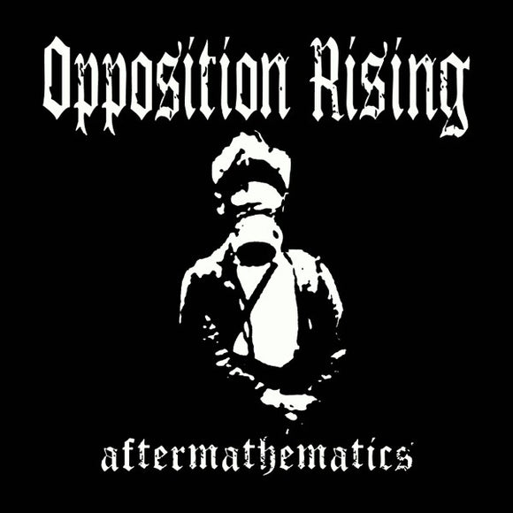 Opposition Rising ‎- Aftermathematics LP