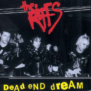 The Riffs - Dead End Dream CD - DeadRockers