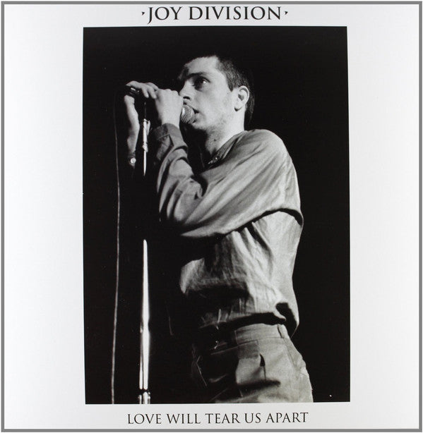 Joy Division - Love Will Tear Us Apart LP - DeadRockers
