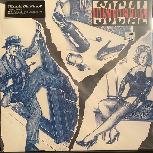 Social Distortion - S/T LP