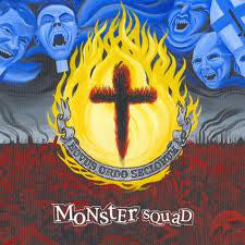 Monster Squad ‎- Fire the Faith LP