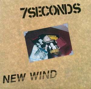 7 Seconds - New Wind LP