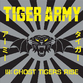 Tiger Army - III: Ghost Tigers Rise LP