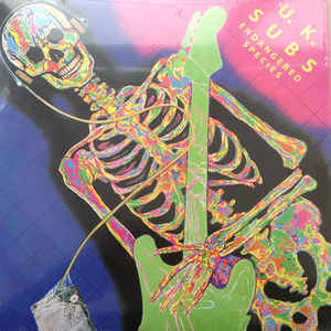 UK Subs - Endangered Species LP