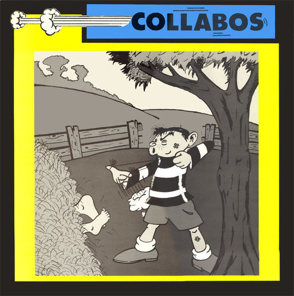 Les Collabos - S/T LP