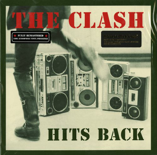 The Clash - Hits Back 3XLP