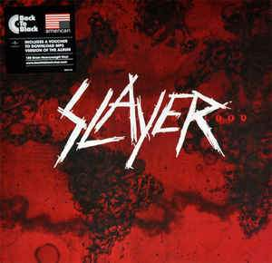 Slayer ‎- World Painted Blood LP