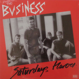 The Business - Saturdays Heroes LP