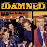 The Damned ‎- Punk Oddities & Rare Tracks 1977-1982 LP - DeadRockers