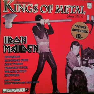 Iron Maiden - Kings Of Metal LP
