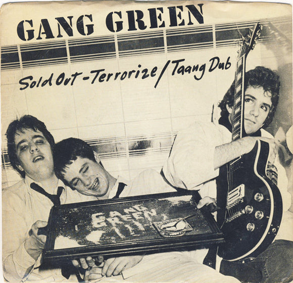 Gang Green - Sold Out  7