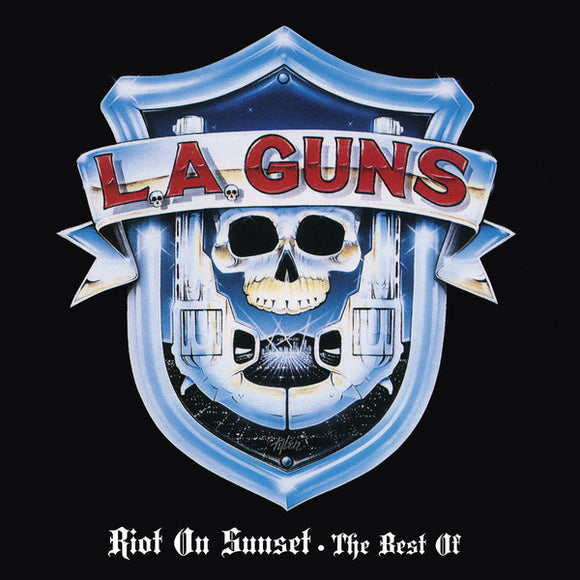 LA Guns - Riot On Sunset - The Best Of