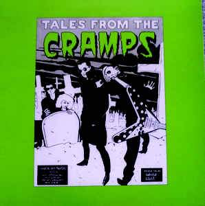The Cramps ‎- Tales From The Cramps Vol. 1 LP