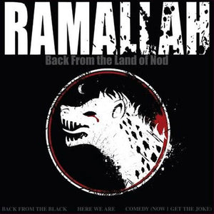 Ramallah - Back From the Land of Nod LP