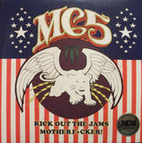 MC5 - Kick out the James MotherFucker LP - DeadRockers