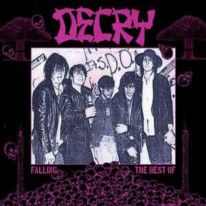 Decry - Falling the Best of LP