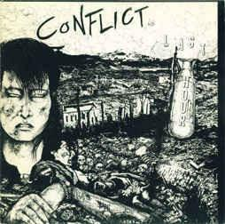 Conflict (US) - Last Hour LP