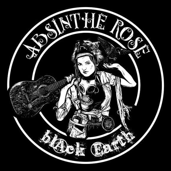 Absinthe Rose - Black Earth LP